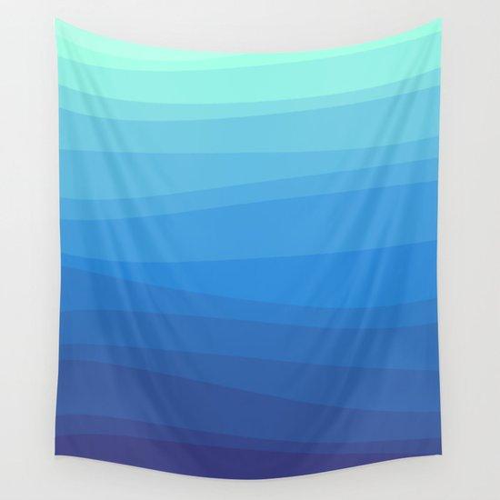 Ocean Waves Gradient by kyramce