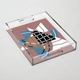 Cup IV Acrylic Tray