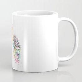 Anatomical Lungs Coffee Mug
