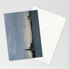 Venice laguna at sundown Stationery Cards