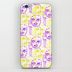 Jack in the Box 2 tone  iPhone & iPod Skin