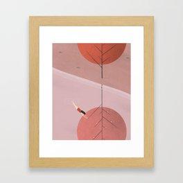 New Way Framed Art Print