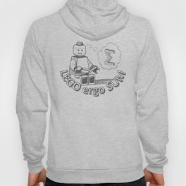 I read, therefore I am Hoody