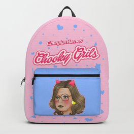BARB FROM MALIBU FOR GRILS Backpack