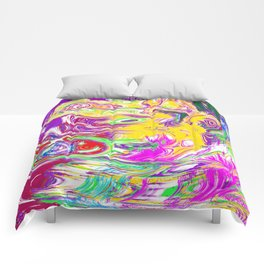 Angry Face Comforters