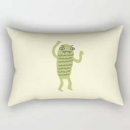 Swamp Monster! Rectangular Pillow