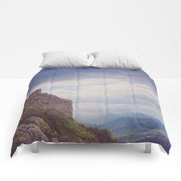 Corinthian Skies Comforters