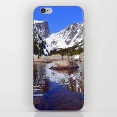 Rippled Reflection iPhone & iPod Skin