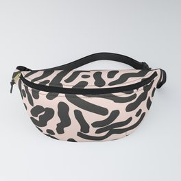 BRUSHED LINES Fanny Pack