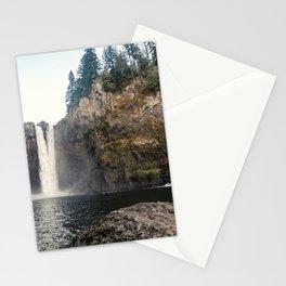 Beautiful Waterfall Stationery Cards