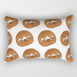 So Many Sloths Rectangular Pillow