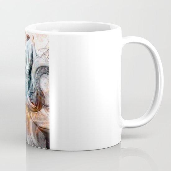liquified time Mug
