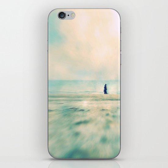 walk II iPhone & iPod Skin