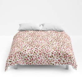 House Finch Pattern Comforters