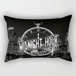 The Midnight Hour Rectangular Pillow