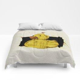Rubber Ducking Comforters