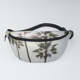 Palm trees Fanny Pack