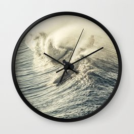 Drop in and live the life. Wall Clock