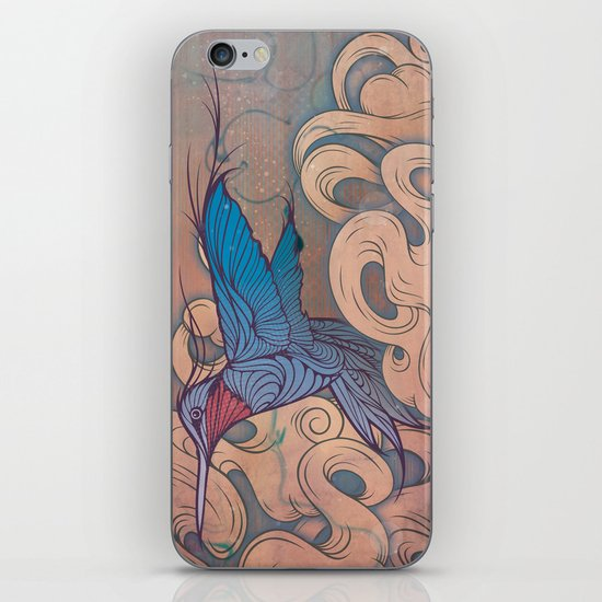 The Aerialist iPhone & iPod Skin