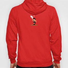Ryan Giggs Sensible Soccer Style T-Shirt Hoody