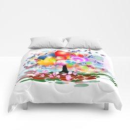 Frühlingstraum Comforters