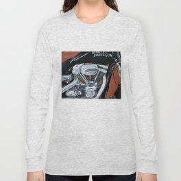 Harley Rider Long Sleeve T-shirt