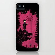 Baskervilles iPhone (5, 5s) Slim Case