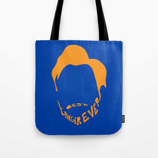 Best Ginger Ever. Tote Bag