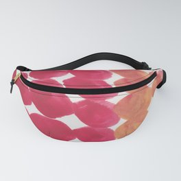 15   | 190408 Red Abstract Watercolour Fanny Pack