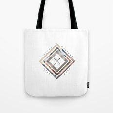 Artist's Mantra Tote Bag