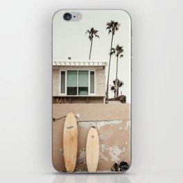 San Diego Surfing iPhone Skin