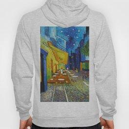 "Vincent van Gogh ""Cafe Terrace, Place du Forum, Arles"" Hoody"