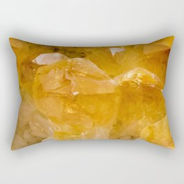 Citrine Rectangular Pillow