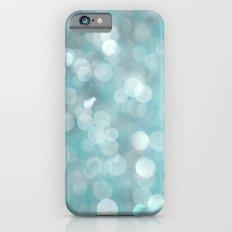 Aqua Bubbles Slim Case iPhone 6