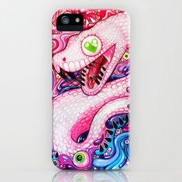 Glittersnake iPhone Case