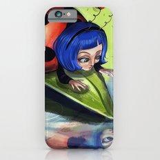 Bug Girls: Curious Lady Bug Slim Case iPhone 6s