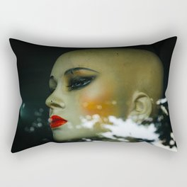Bangkok Mannequin Rectangular Pillow