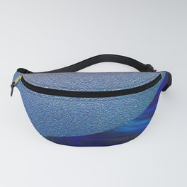 Sapphire and Steel Impressions Fanny Pack