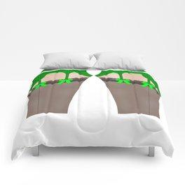 Lingeramas - Sexy Green Lingerie Legging Pajamas Comforters