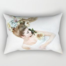 A Diadem of Dreams Rectangular Pillow