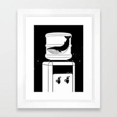 Thirst for Freedom Framed Art Print