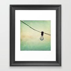 Dreams & Ideas  Framed Art Print