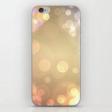 Beautiful Bokeh iPhone & iPod Skin
