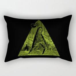 The Fresno Nightcrawler-Night Rectangular Pillow