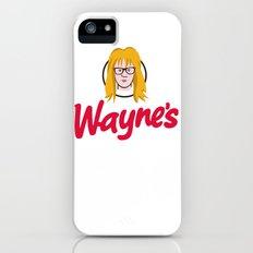 WAYNE'S SINGLE #2 iPhone (5, 5s) Slim Case