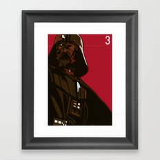 Episode 3 Framed Art Print