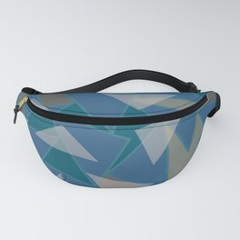 Broken Glass Fanny Pack