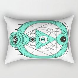 Transmutation Rectangular Pillow