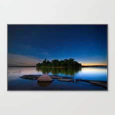 Monument Bay Canvas Print
