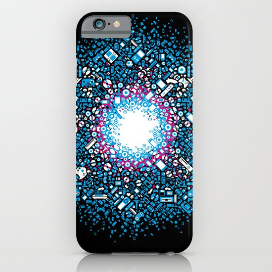 Gaming Supernova - AXOR Gaming Universe iPhone & iPod Case